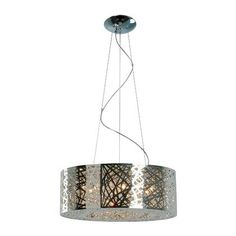 INCA 9-LIGHT PENDANT... Can't wait til this is in our dining room!