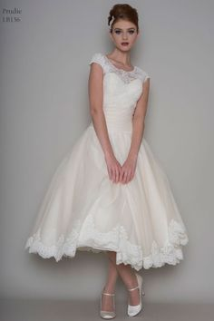 LouLou Bridal Wedding Dress LB136 Prudie