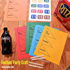 Football Party Ideas For The Big Game