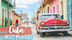 When traveling to Cuba don't try and pack in too many cities into one trip to Cuba but instead, focus on the best places in Cuba to visit.