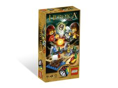 LEGO® Games is the world's first collection of games that you build, play and change. With the unique buildable LEGO Dice and changeable rules, LEGO Games is a great way of having fun together with family and friends.