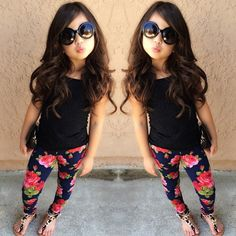 adorable top & legging
