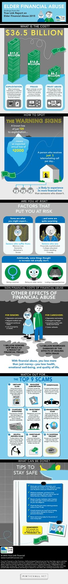 THE TRUE LINK REPORT ON ELDER FINANCIAL ABUSE 2015 - created via…
