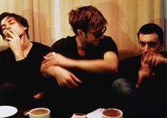 Alex, Damon & Graham | blur