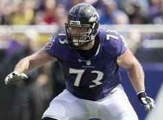 G: Marshal Yanda, Baltimore Ravens