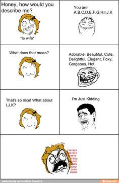 Hahah :) / iFunny :)