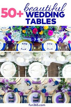 Creating a stunning wedding cake table or wedding dessert table is easier, and more affordable than you think. Find your wedding table inspiration today.