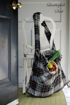 lumberjack-sack-final by The Art of Doing Stuff, via Flickr