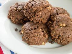 Chocolate Chip Brownie Scones