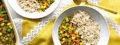 This Indian lentil curry recipe is a simple and wholesome dish that will tickle your senses with curry and fragrant spices. Only 3 minutes prep time!