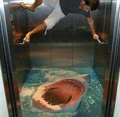 Sıkıysa bin asansöre :))