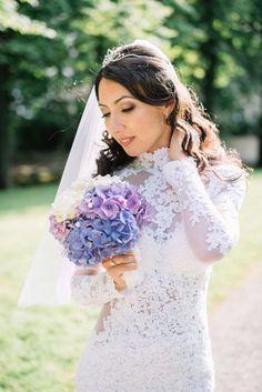 Barac & Dusan: Hochzeitsromantik im Grandhotel LABODA WEDDING PHOTOGRAPHY http://www.hochzeitswahn.de/inspirationen/nigora-dusan-hochzeitsromantik-im-grandhotel/ #wedding #inspiration #bride