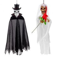 Halloween Bride And Groom - Halloween Party Decorations - Halloween Halloween Goodies, Halloween Items, Halloween Party Decor, Halloween Fun, Halloween Bride, Dead Bride, Thing 1, Halloween Celebration, Party Needs