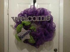 Great Scentsy wreath for parties!