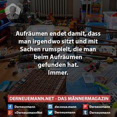 Spruch des Tages #derneuemann #humor #lustig #spaß #sprüche