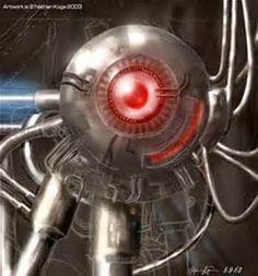 robot eyes - Bing images