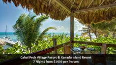 Experience Belize! - https://traveloni.com/vacation-deals/experience-belize/ #vacation #luxury #belize