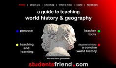 Students Friend. Free concise text plus other materals.