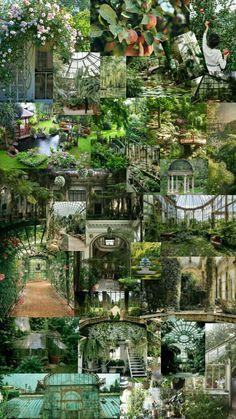 Lockscreen Garden