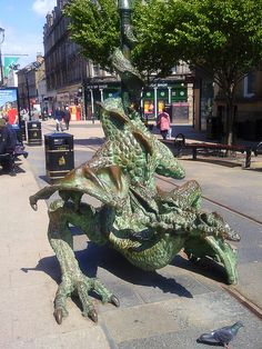 ~Dundee Dragon, Scotland~