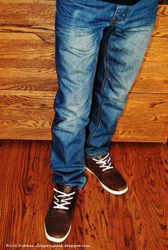 R'n'G Kitchen: Modne i wygodne buty marki Hooy
