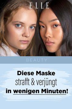 Ab den 30ern wird Anti-Aging immer wichtiger. Diese Maske von Givenchy verspricht, Falten innerhalb weniger Minuten zu glätten. #maske #haut #antiaging #faltenentferner #straffehaut #hautpflege #kosmetik #ellegermany