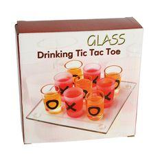 Trinkspiel-tictactoe-glas