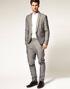 ASOS Deconstructed Suit Jacket.