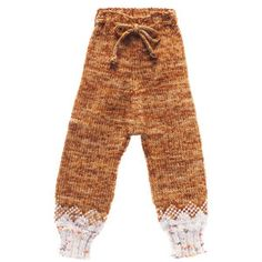 Misha & Puff: Pinecone Leggings - Nutmeg