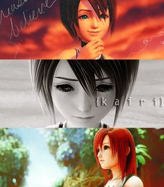 """""""To Sora, she's someone very special"""""""
