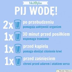 W jakich porach pić wodę i dlaczego? - Motywator Dietetyczny