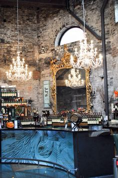 We had a shot of whiskey at this beautiful bar at Jameson Distillery - Dublin Architecture Restaurant, Restaurant Design, Restaurant Ideas, Ireland Vacation, Ireland Travel, Jameson Distillery, Irish Whiskey, Irish Coffee, Emerald Isle
