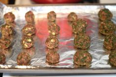 Our Happy Days : Baby Led Weaning Recipe : Baby Meatballs