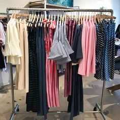 Making room for the latest new arrivals! 😍 resort 😍. #beachvacay #takeuswithyou #newness #open10to3