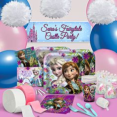 Disney Frozen birthday party.