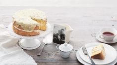 In retirement, Bill Bevan found he had a flair for baking and spent more than two decades perfecting his skills. Learn how to make his famous passionfruit sponge cake with this heirloom recipe. Tea Recipes, Sweet Recipes, Dessert Recipes, Recipies, Orange And Almond Cake, High Tea Food, Sponge Cake Recipes, Sponge Recipe, Classic Desserts
