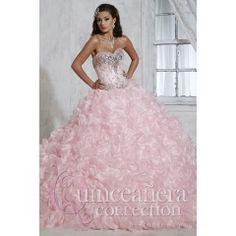 Wholesale new sweet 15 dress light pink ruffled organza beaded crystals Quinceanera dress 26798 http://www.topdesignbridal.net/wholesale-new-sweet-15-dress-light-pink-ruffled-organza-beaded-crystals-quinceanera-dress-26798_p4393.html