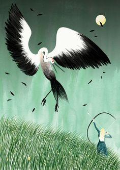 Daniel Gray-Barnett — The Crane