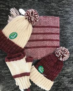 The first holiday bundle is now available in the studio and online! Farm Store, Fingerless Gloves, Arm Warmers, Winter Fashion, Studio, Knitting, Holiday, How To Make, Fingerless Mitts
