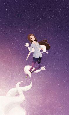 Illustrations 2013 by Andrés Moncayo, via Behance