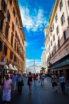 Piazza del Popolo, Rome -