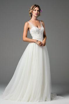 Wtoo Locklin wedding dress