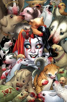 Billede fra http://img3.wikia.nocookie.net/__cb20140122221013/marvel_dc/images/b/b8/Harley_Quinn_Vol_2_2_Textless.jpg.