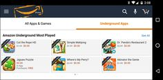 How to Get Tons of In-App Purchases for Free with Amazon Underground on Android