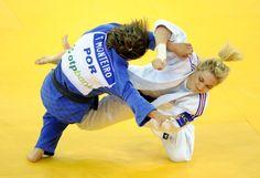 Telma Monteiro ganha o ouro no Grand Slam de Abu Dhabi