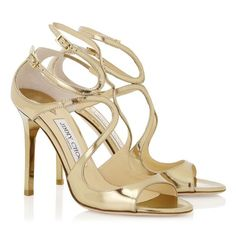 Gold Artificial Leather Women Sandals 2015 Newest Sexy High Heel Summer  Thin Cover Office Fashion High Quality With Buckle 43a5ee1e8c8e