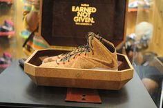 "Nike Sportswear LeBron X ""Cork"" Unveiling at Shoe Gallery"