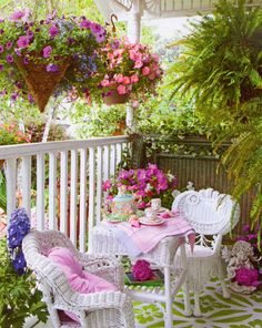 Lovely outdoor area.