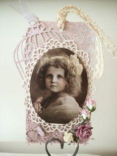 Heidis kortlagingsblogg: Vintage tag