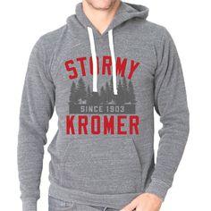 Stormy Kromer Unisex Cotton-blend Tree Athletic Sweatshirt